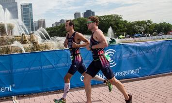 Columbia Threadneedle Partners with ITU World Triathlon Grand Final Chicago