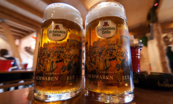 German Equities, Four times More Profitable than an Oktoberfest Maß