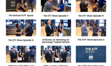 "Asset TV Announces ""The ETF Show,"" Sponsored by the NYSE"