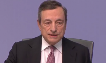 "Draghi: ""An Ample Degree of Monetary Accommodation is Still Necessary"""