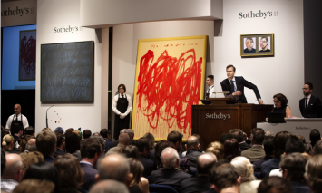 Sotheby's Acquires The Mei Moses Art Indices