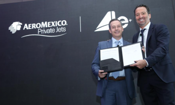 Aeromexico Launches Private Jet Card in Partnership with Delta Jets