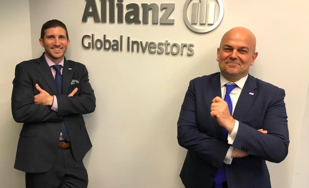 """Alberto D'Avenia (Allianz Global Investors): """"We offer active management, customized investment solutions and risk management for the US offshore market"""""""