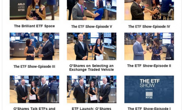 """Asset TV Announces """"The ETF Show,"""" Sponsored by the NYSE"""