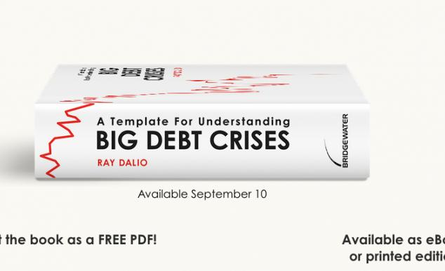 Ray Dalio To Release New Book On The 10th Anniversary Of The 2008