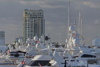 Annual Hedge Fund Conference Around The International Boat Show