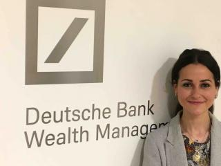 Deutsche Bank Wealth Management ficha a María Enríquez como banquera privada