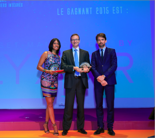 "Lyxor AM Wins ""Transparency"" Award at Distrib Invest's Ceremony"
