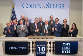 Cohen & Steers Celebrates 30 Years