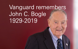 John Clifton Bogle, Father of Indexing and Founder of The Vanguard Group, Has Died