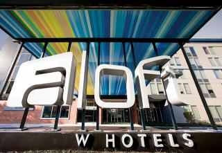 Aloft Brings Something Different in Taste in Style to Cancun