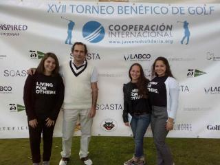 Intelect Search patrocina el XVII Torneo Solidario de Golf