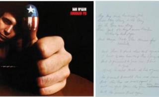 "Don McLean's Original Manuscript for ""American Pie"" to be sold, Tuesday"