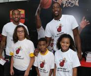Evento solidario con los Miami Heat