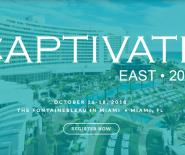 Llega a Miami la conferencia Captivate East sobre el mercado de private money
