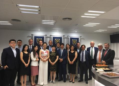 "El IEB y ASIFI celebran el ""I Spain and China Fintech Seminar"""