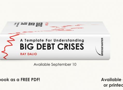 Ray Dalio to Release New Book on the 10th Anniversary of the 2008 Financial Crisis