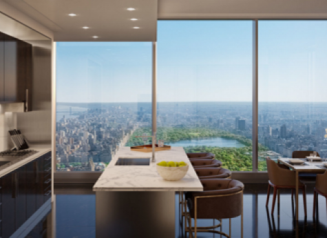 New York's Tallest Penthouse Will Set You (Or Your Client) Back by 95 Million Dollars